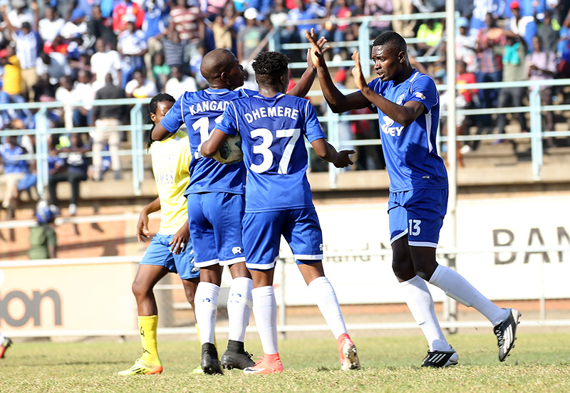 Dynamos beat Highlanders 2-0 to clinch President's Cup