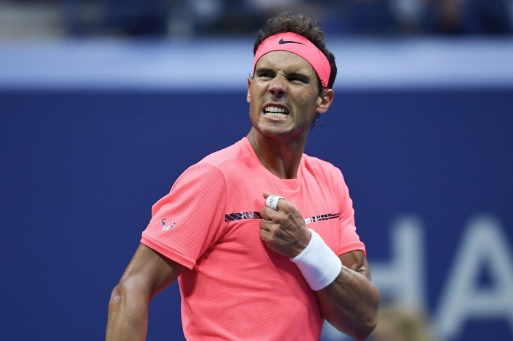 Rafael Nadal in middle of soccer controversy in Madrid