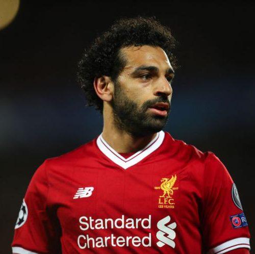 Mohamed Salah wins BBC African Footballer of the Year 2018