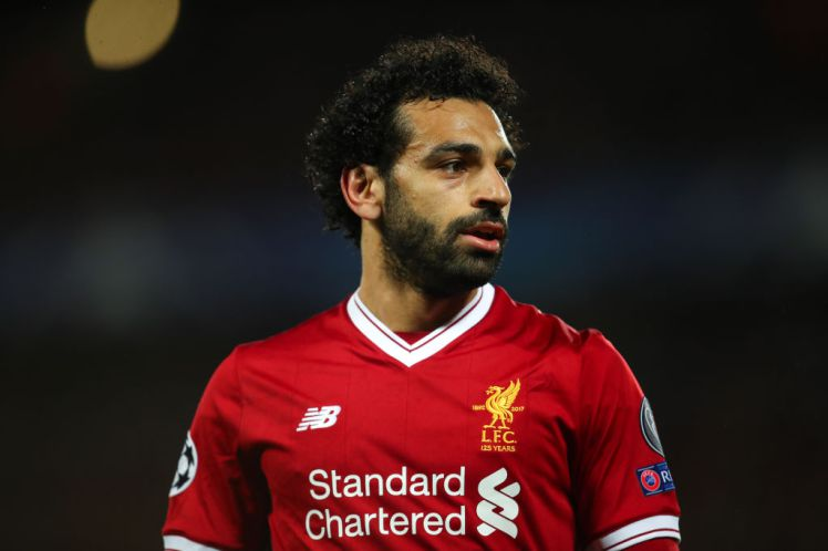 Injured Salah included in Egypt Squad