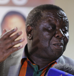 Tsvangirai: the Mugabe call that won't come