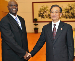 Africa:  how to respond to China's shifting growth model