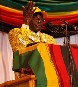 Zanu PF's biggest threat, and it's not MDC