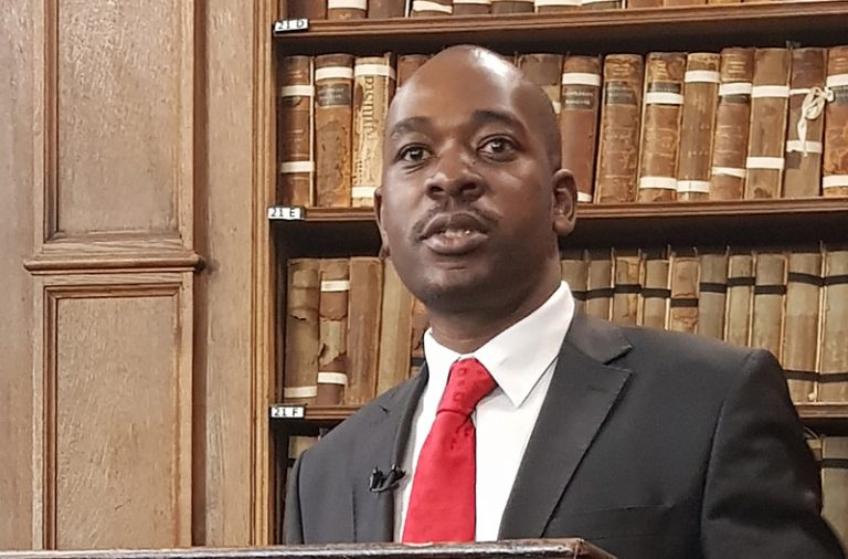 Chamisa, the elections and discombobulation