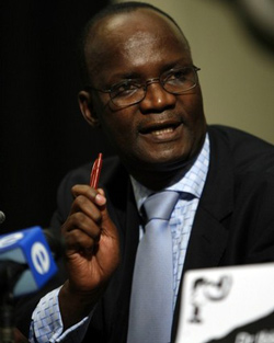 Interview:  Moyo on election timing dispute