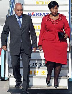 Zimbabwe's election headache for Zuma