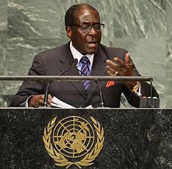 Robert Mugabe: a hero and great patriot