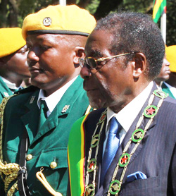 Mugabe outlines government programme