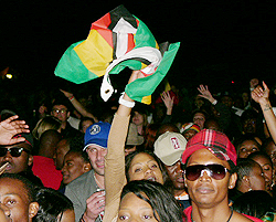 Zimbabweans  now need to be united