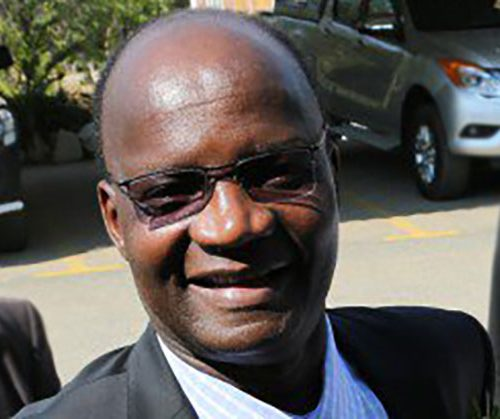 Muckraking Moyo, Charamba at each other's throats once again