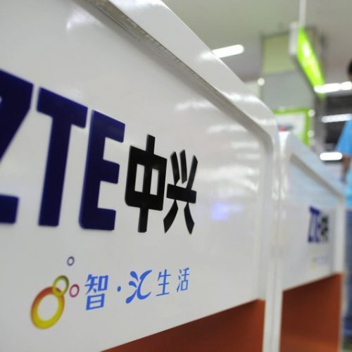 China hails Trump's ZTE olive branch ahead of trade talks