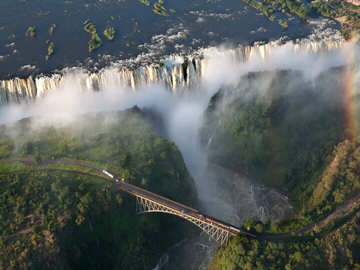 National Geographic Traveller lists Zimbabwe in Top 10 'must-see' destinations