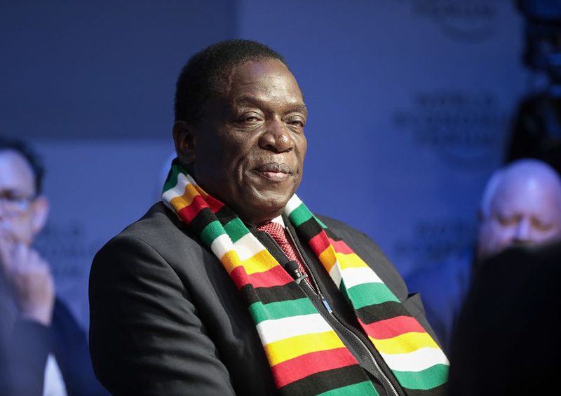 Zimbabwe's handling of diamond industry the ultimate test for Mnangagwa's reform — report