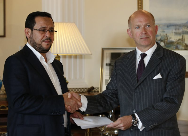 UK apologizes for role in Libyans' kidnapping and torture