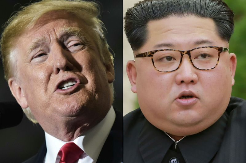 Trump, Kim arrive in Singapore ahead of Tuesday summit