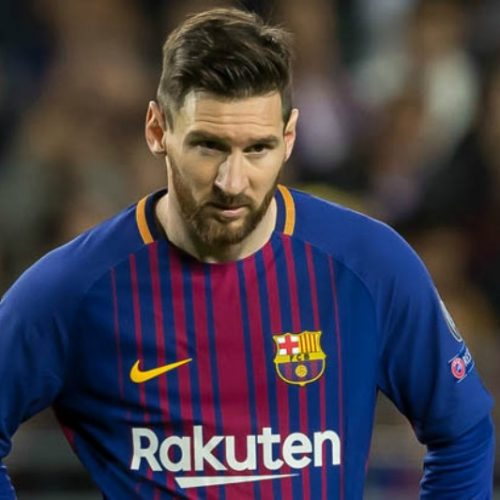 Messi scores hat-trick as Barca beat PSV