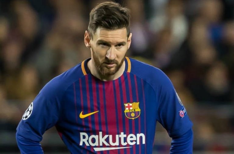 Messi says still haunted by Liverpool defeat