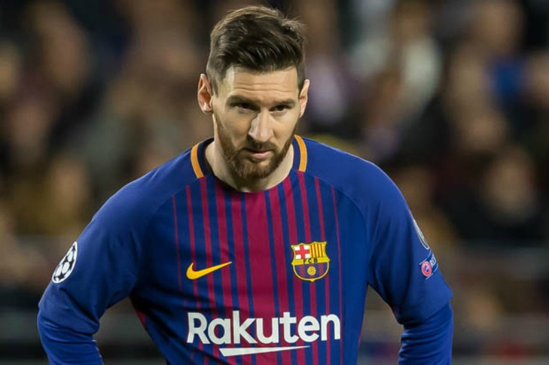 Man City dangles €250m wages offer for Lionel Messi