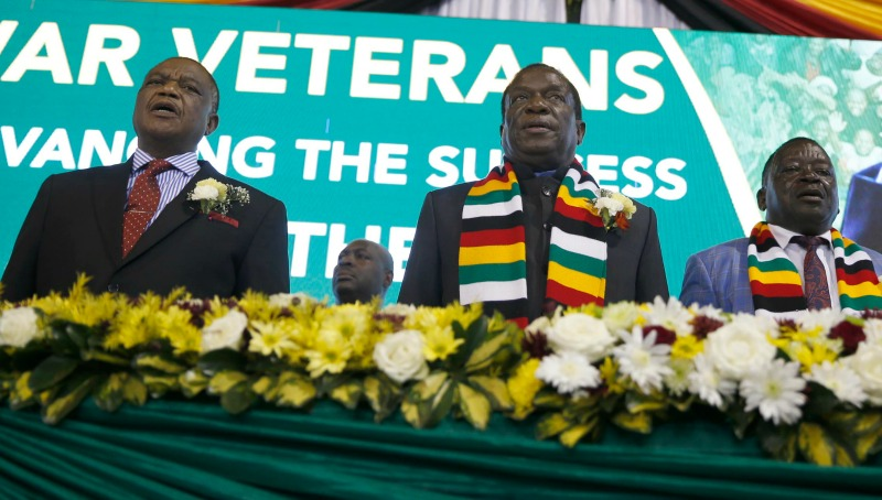 War Vets demand to import private vehicles duty free, exemption from tollgate and parking fees