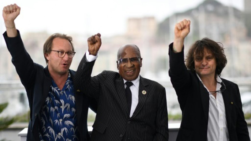 Beyond Mandela: comrades take spotlight in Cannes documentary