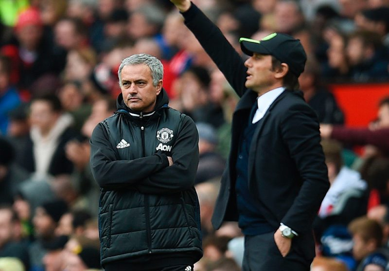 Stakes raised for Mourinho-Conte feud in Cup final showdown