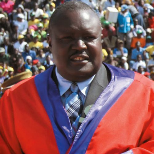 Unrepentant Chief Charumbira In Court Again Over Continued Zanu PF Support
