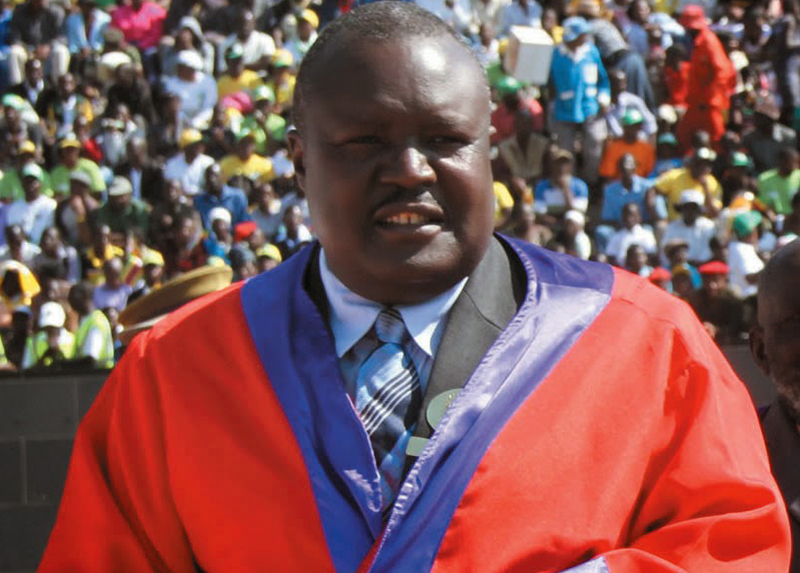 High Court judges call chiefs president to order; Charumbira ordered to stop political statements, retract pro-Zanu PF utterances
