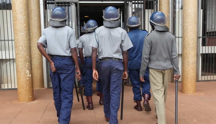 Harare 'cop' up for spate of robberies and kidnapping