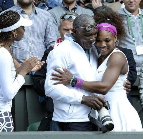 Serena Williams reveals why dad Richard pulled out of walking her down aisle just an hour before wedding ceremony