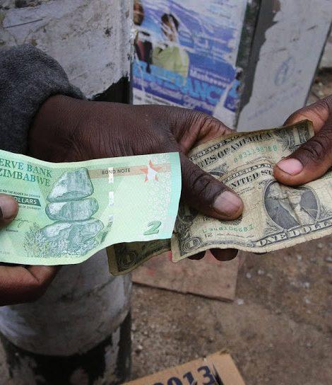 Zim Dollar Depreciates By 3,3% On The RBZ Auction