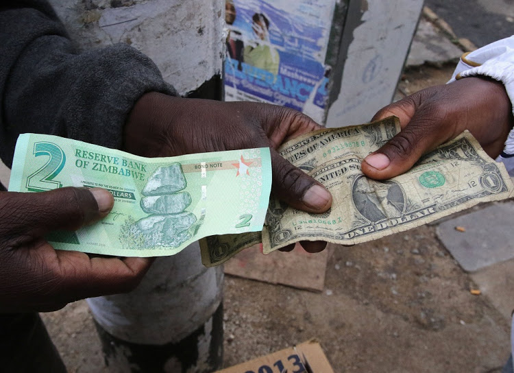 Zimbabwe's currency woes continue