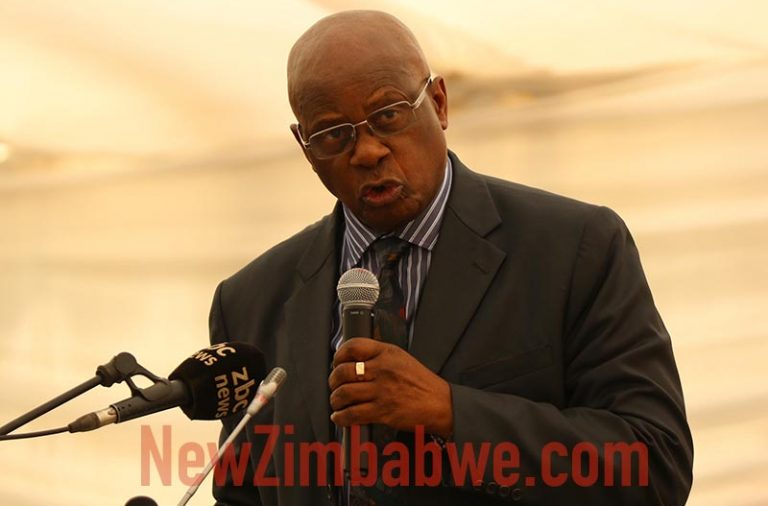 """I feel sorry for Mugabe; Grace took advantage of his age,"" says Chinamasa"