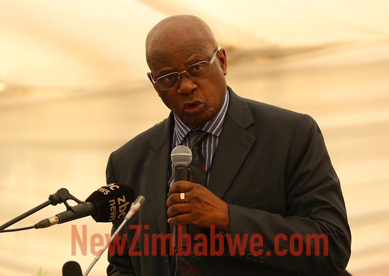 WATCH: Chinamasa on reforming Zim's budget structure