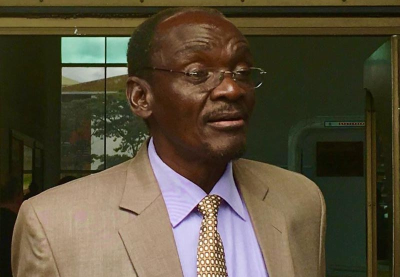 Zanu PF Keeps Mohadi As Party VP