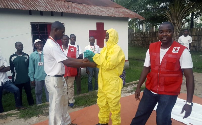 After fumbling Ebola in 2014, Congo is key test for UN