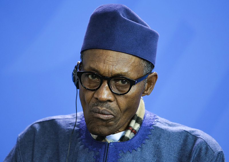 Nigeria's Buhari to face political heavyweight in re-election bid