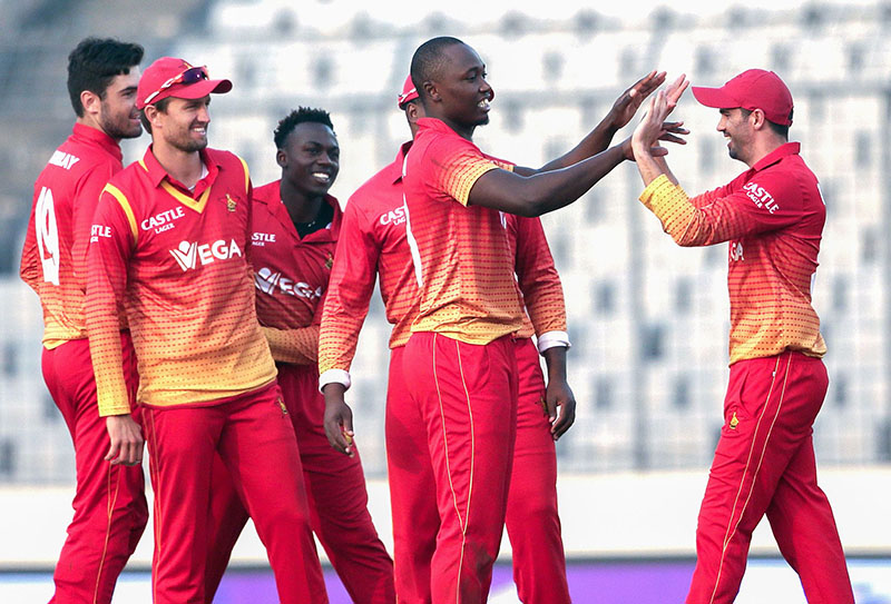 CRICKET: New Zimbabwe coach ready for Australia