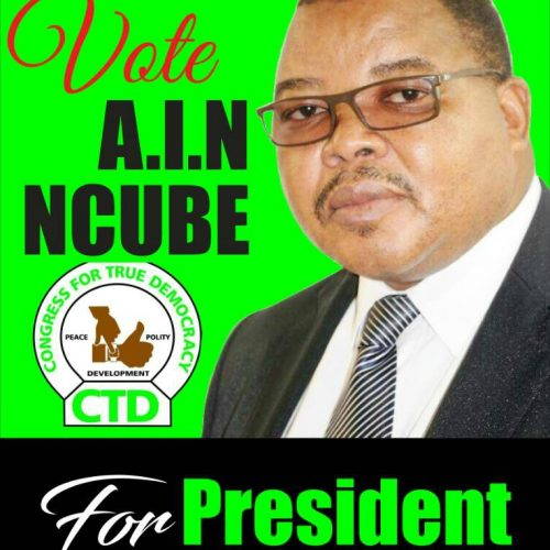2018 election: ex-Rhodesian police officer guns for ED, promises to take Zim back to the 'glorious' 1960's, 70s