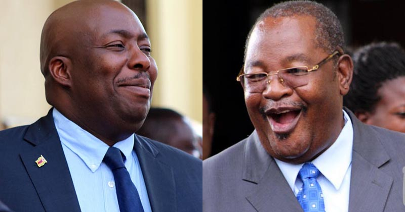 Minister Mpofu welcomes Kasukuwere, demurs on prosecution