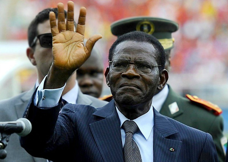Switzerland seizes cars owned by Equatorial Guinea president's son