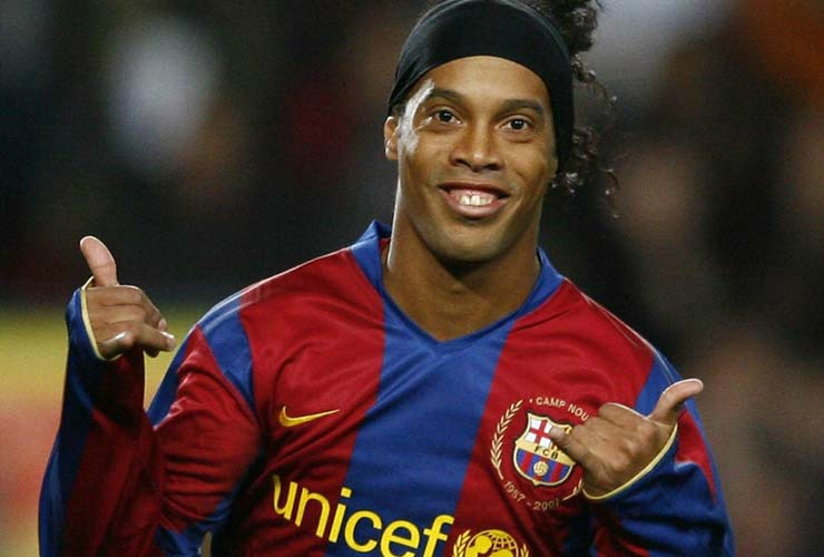 'Biggest lie', says Ronaldinho denying reports he is set to marry two women