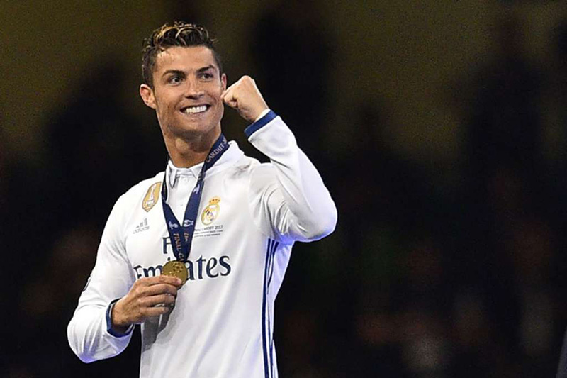 Ronaldo primed for likely last shot at World Cup glory