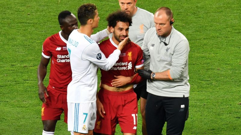 Sergio Ramos sued for €1 billion by Egyptian lawyer after Mohamed Salah injury