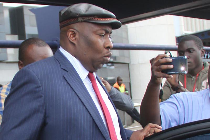 Kasukuwere's company takes Mutare Town clerk to court over property