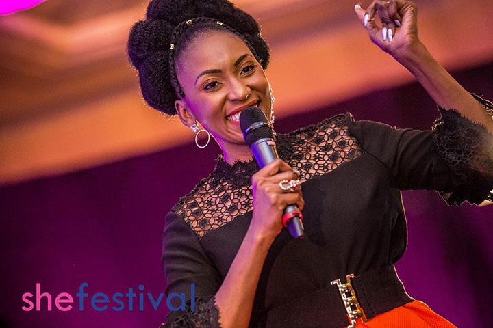 UK: Inaugural She Festival a 'resounding success'; Mai Chisamba, Tilda Moyo attend