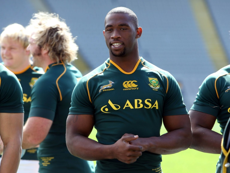 Kolisi to be first black South Africa Test captain