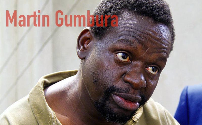 Gumbura hires Madhuku in jailbreak trial