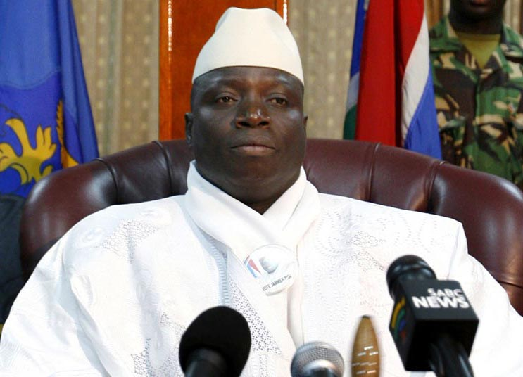 Gambians file suit against ex-leader over alleged HIV 'cure
