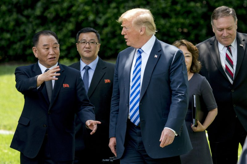 US-North Korea: Trump says summit with Kim is back on