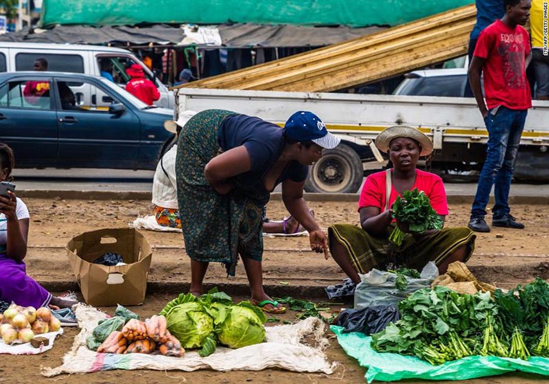 Vendors bear brunt as authorities battle typhoid in Midlands